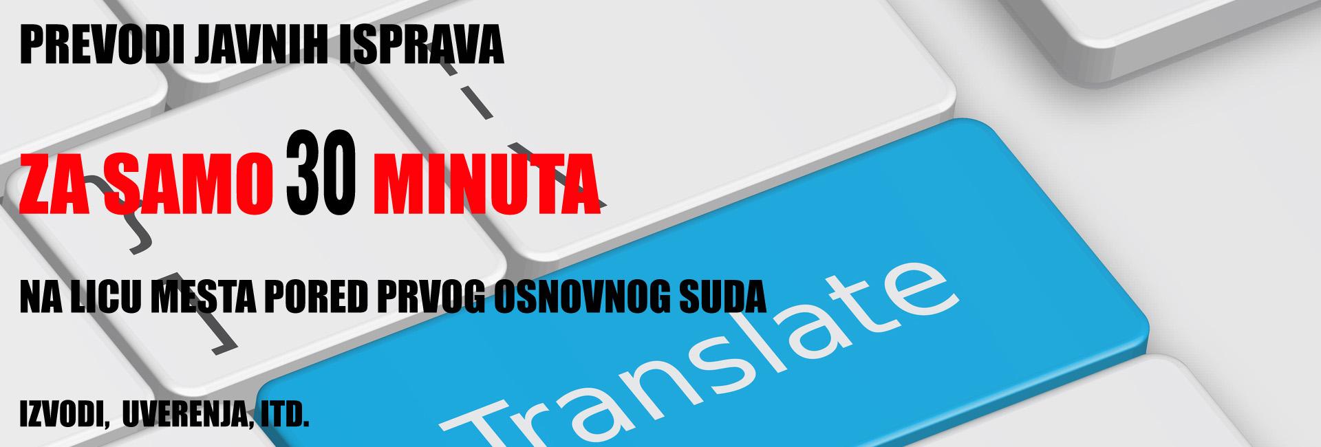 Sudski Tumač Beograd Cena Sudskog Tumačenja I Prevoda